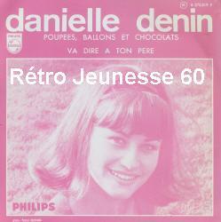 Danielle Denin - Le Disque Des Vacances / Va Dire À Ton Père