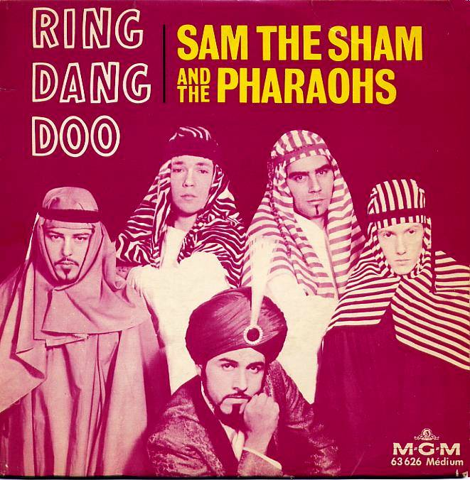 Sam The Sham The Pharaohs Their Second Album