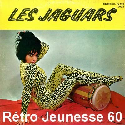 Les Jaguars - Mer Morte / Pour La Danse
