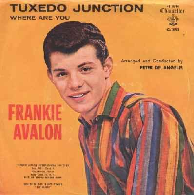 frankie avalon why female singer